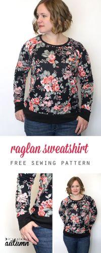 DIY Sweatshirt Alterations and Patterns