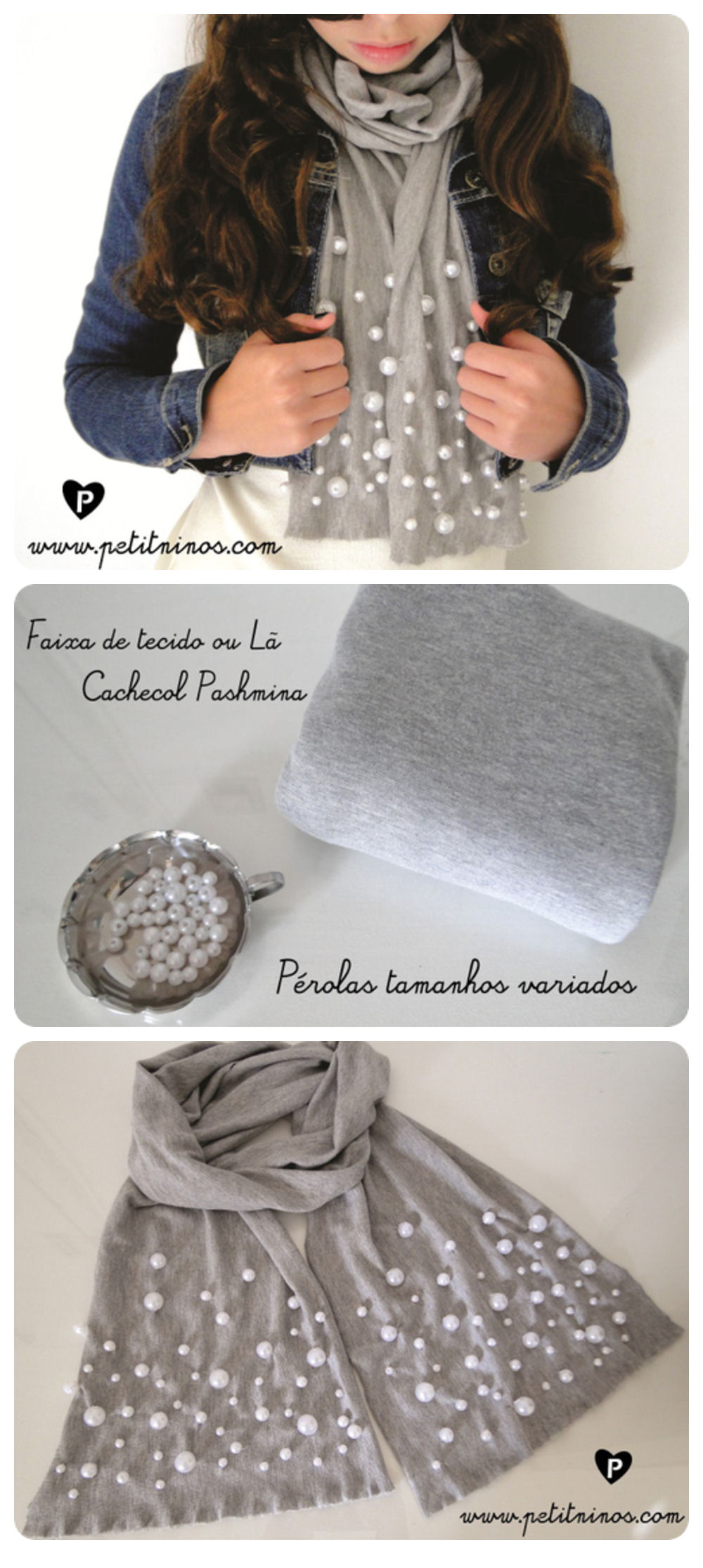 How To Sew Beads Onto Fabric : beads, fabric, Beaded, Clothing, Embellishment, Ideas