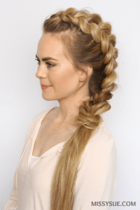 15 Dutch Braids To Try On Your Hair This Weekend