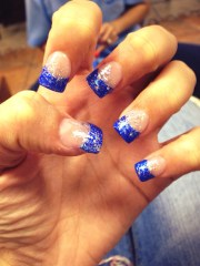 light manicure