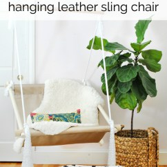 Diy Bedroom Hammock Chair Unique Dining Room Chairs 15 Hanging That Will Add A Bit Of Fun To The House Sling