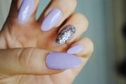 diy acrylic nail design