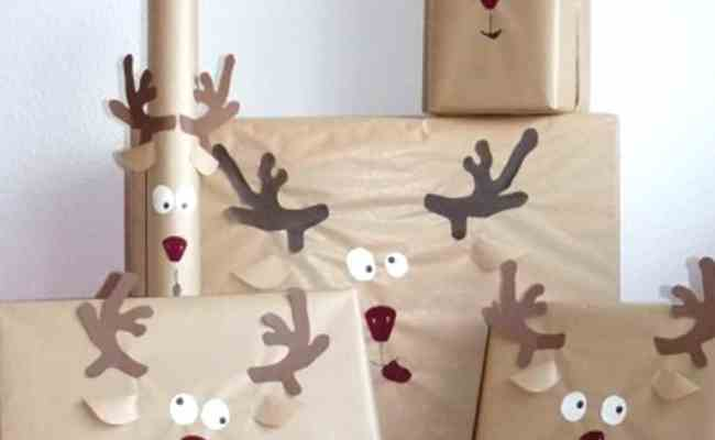 15 Unique Ways To Fashion Your Christmas Gift Wrap