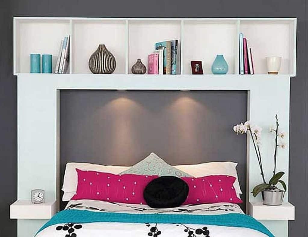 Ideas Diy Storage Bedroom Small
