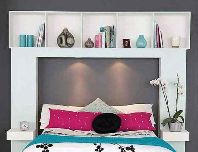 Diy Apartment Storage Ideas Home Decorating Pics Pertaining To Bedroom