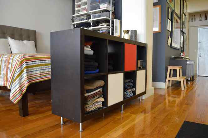 Small E Divider Shelves