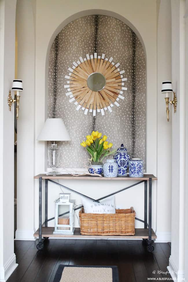 These 15 Entryway Ideas Will Create An Even Warmer Welcome