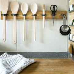 Kitchen Utensil Rack Faux Brick Cool Handmade Utensils That Will Make You Want To Cook Diy Wood And Metal Ring