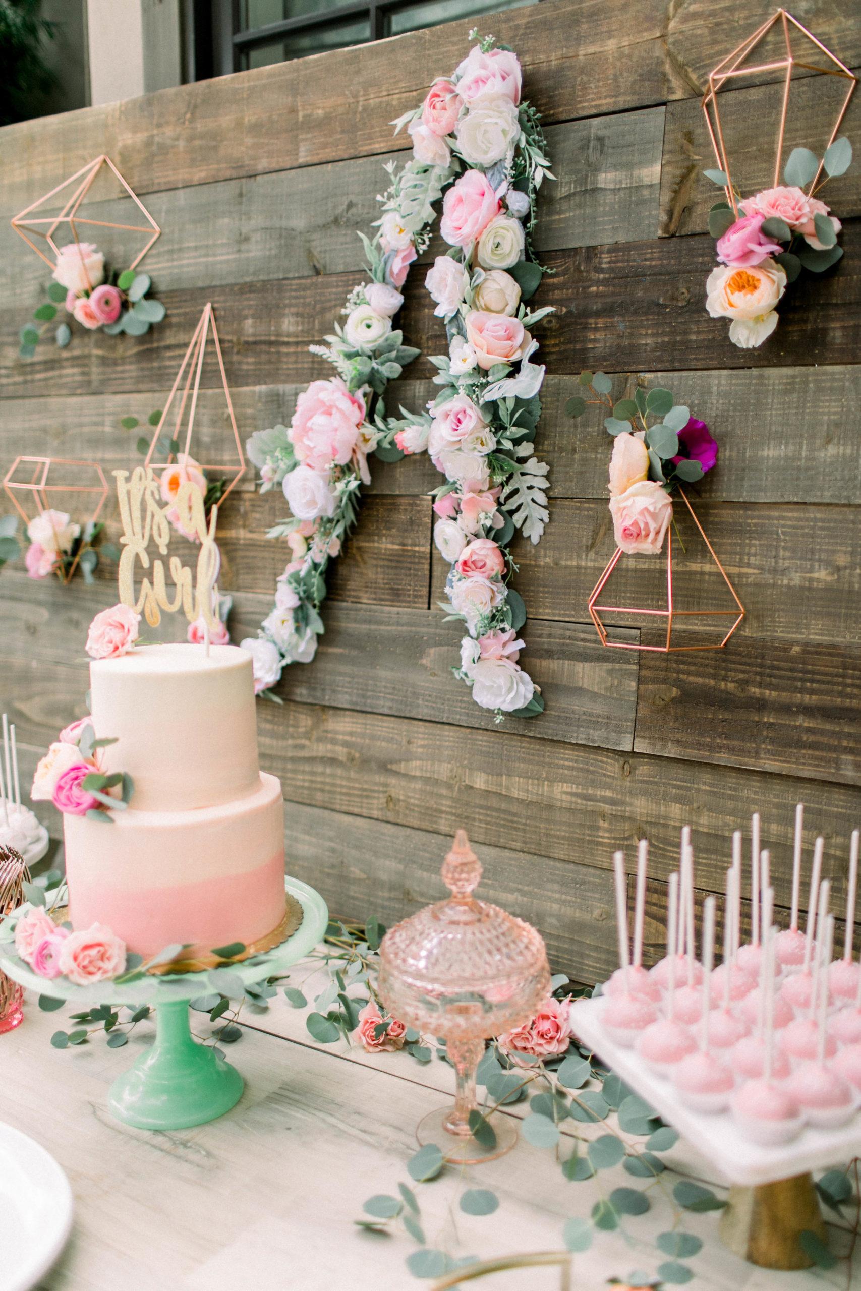 Baby Shower Dessert Table : shower, dessert, table, Beautiful, Shower, Dessert, Tables, Recreate