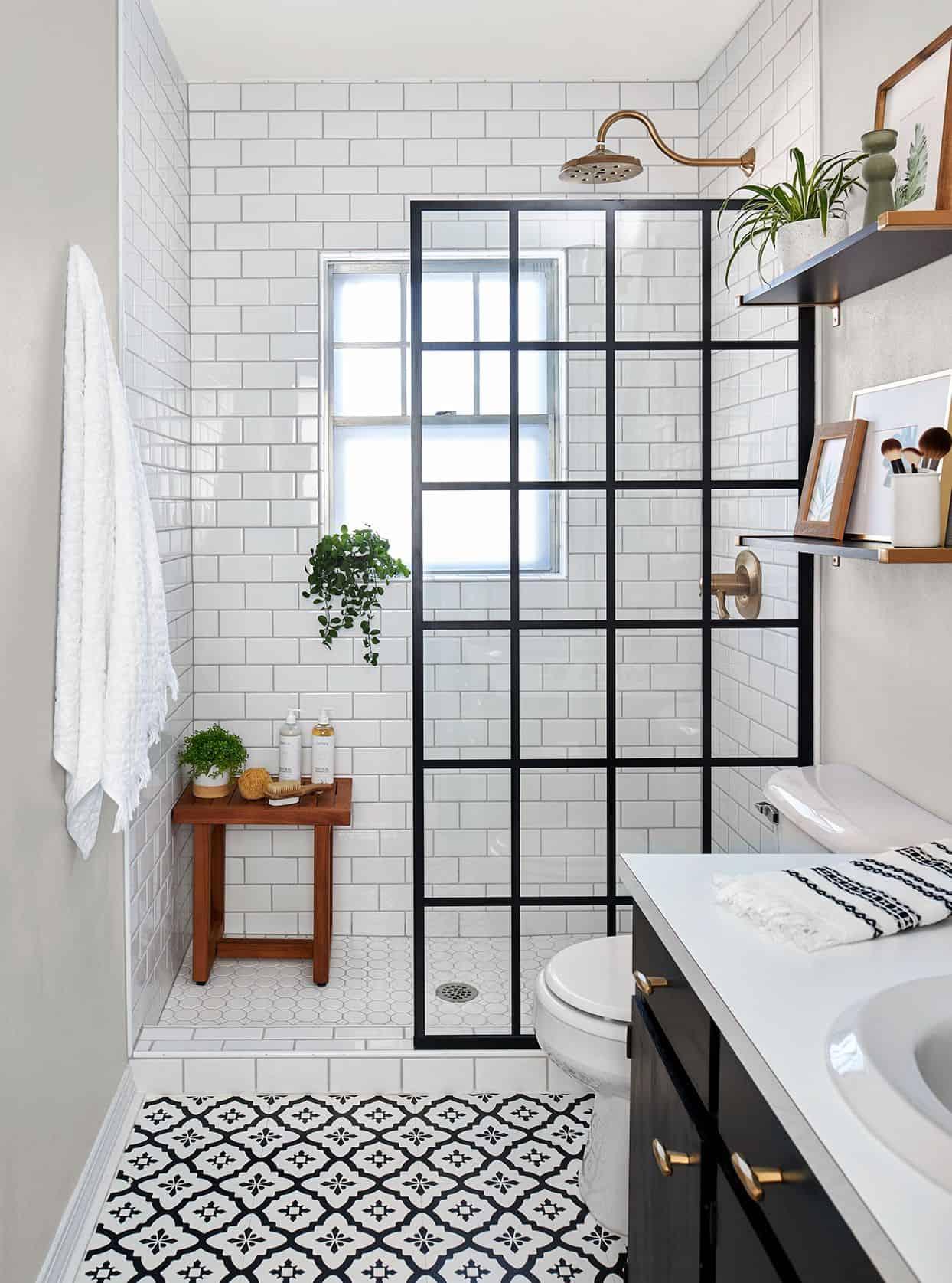 DIY Bathroom Remodel Ideas   Easy Transformation