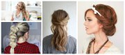 8 quick & easy hairstyles
