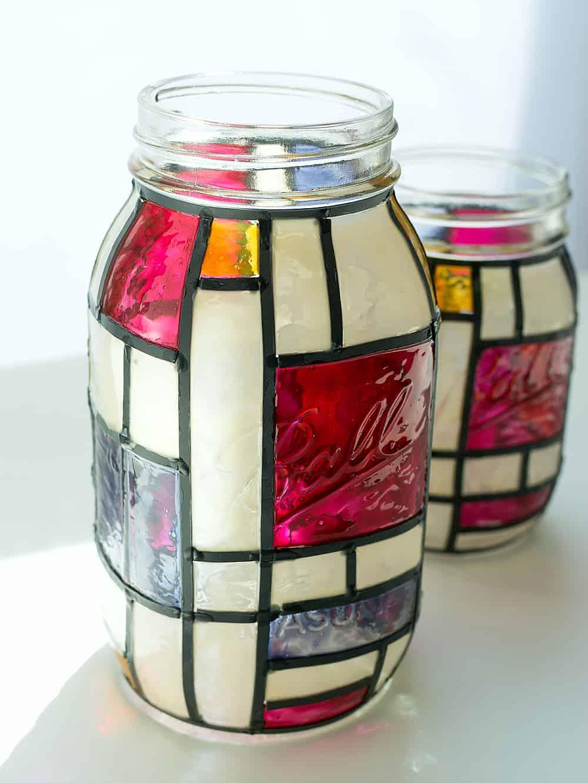 12 Creative Mason Jar Crafts  diy Thought