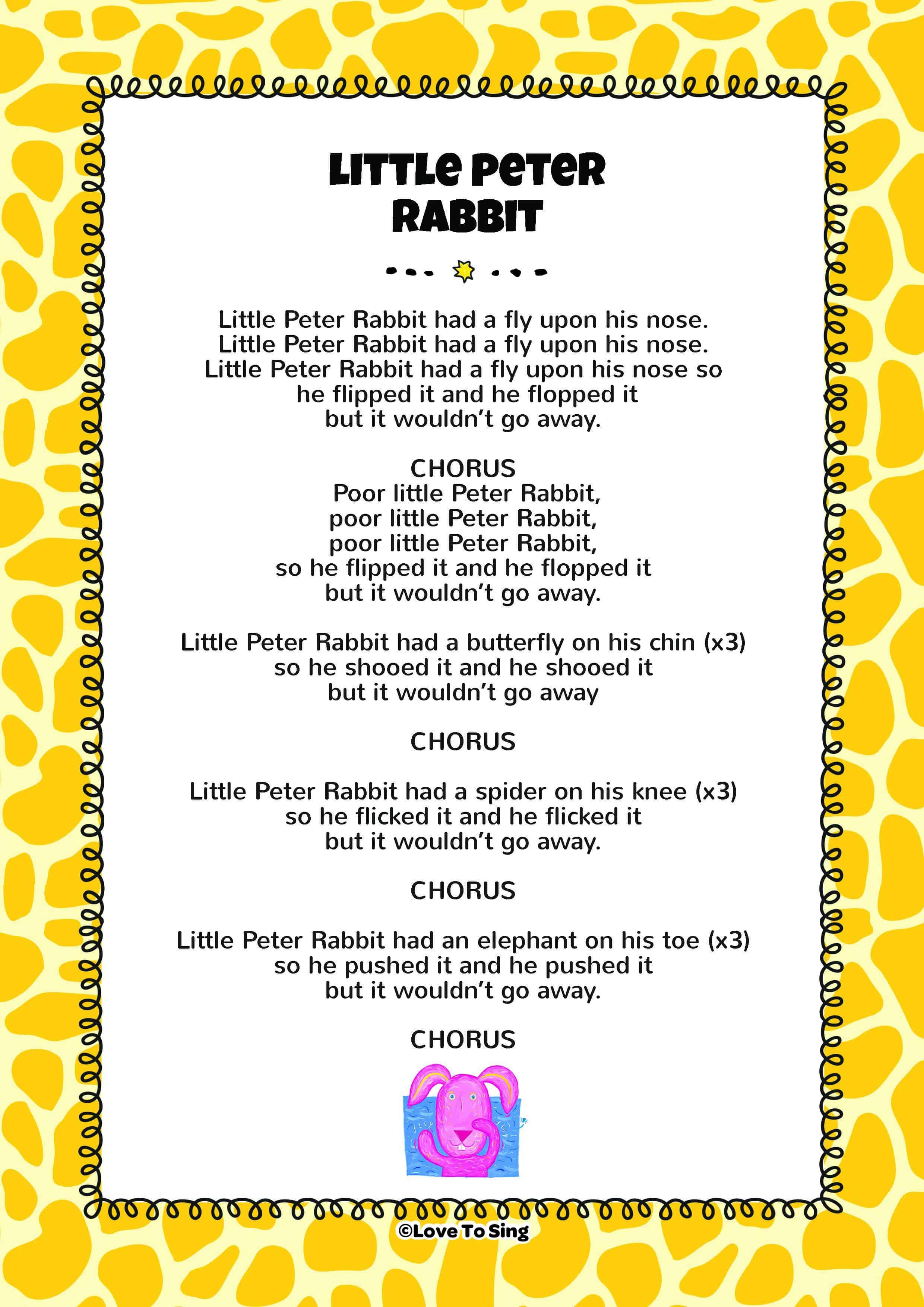 8 Peter Rabbit Kids Activities