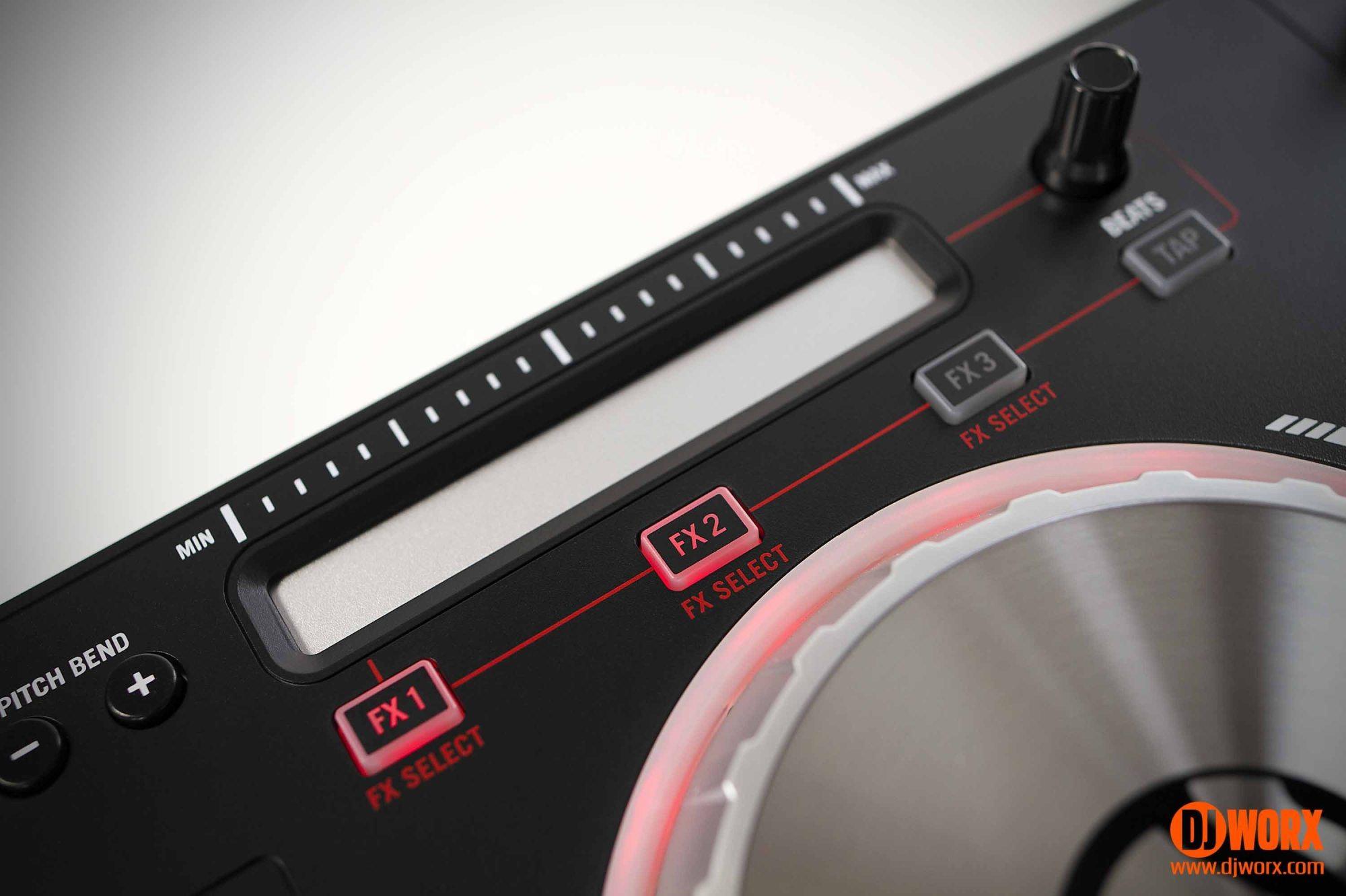 hight resolution of numark mixtrack pro 3 serato dj intro controller review 4