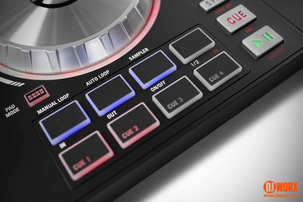 medium resolution of numark mixtrack pro 3 serato dj intro controller review 3