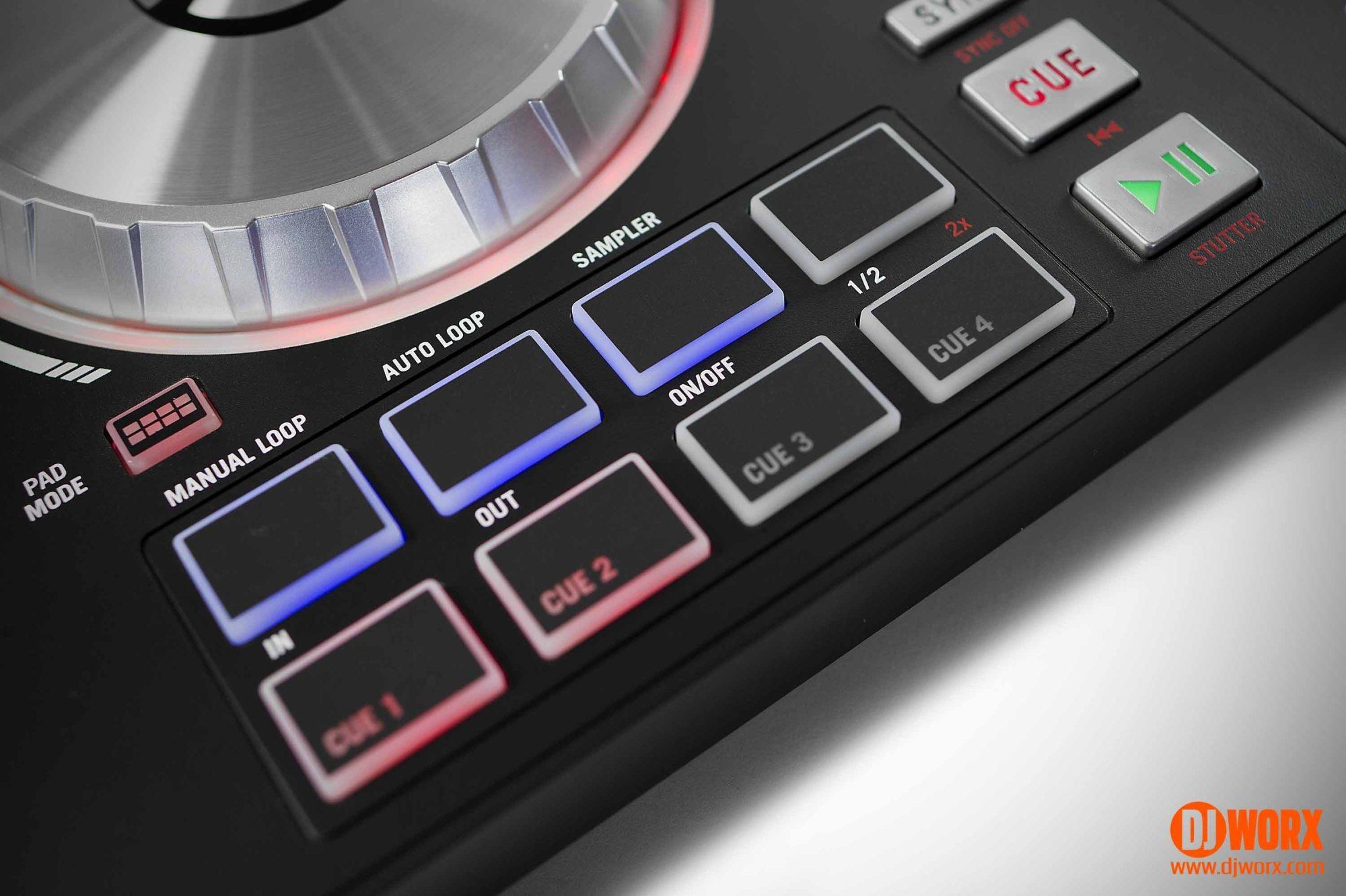 hight resolution of numark mixtrack pro 3 serato dj intro controller review 3