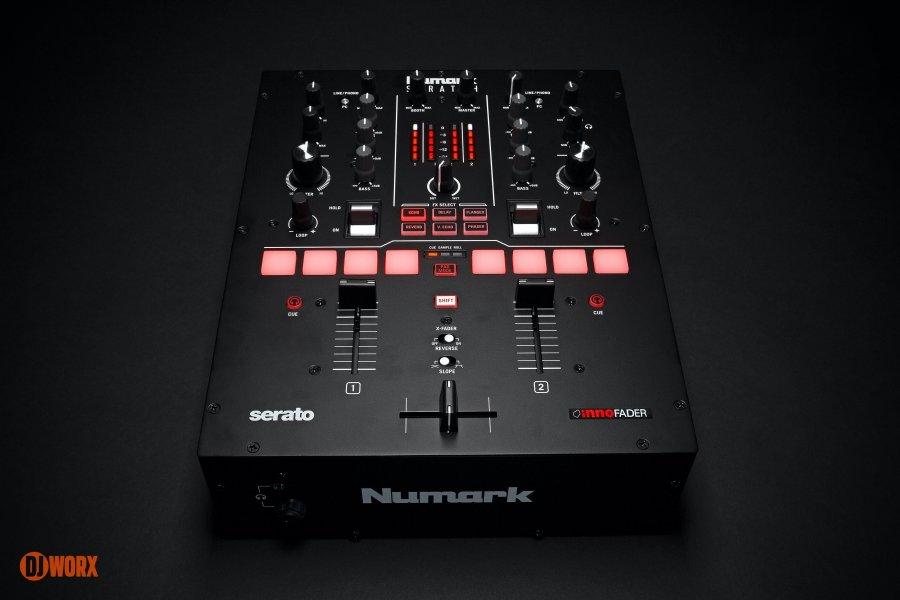 Numark Scratch Serato DJ Pro Mixer innofader review (16)