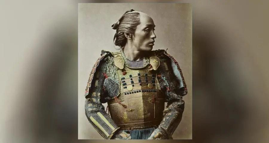 الدروع القوية للساموراي