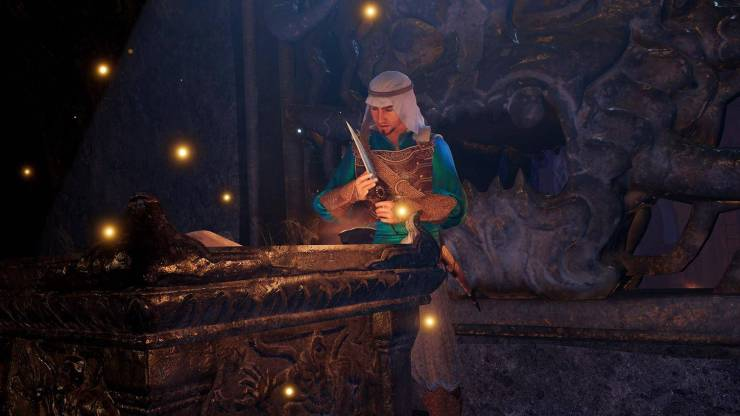 Prince of Persia: The Sands of Time Remake is coming in January