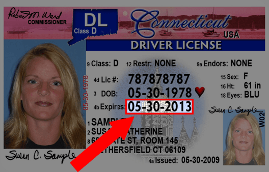 Connecticut Drivers License Renewal