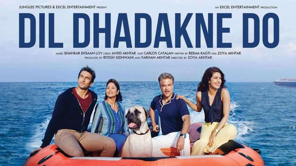 Dil Dhadakne Do - Bollywood movies on Amazon Prime