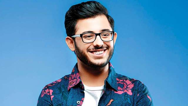 I remain grounded as I know the worth of this fame': CarryMinati ...