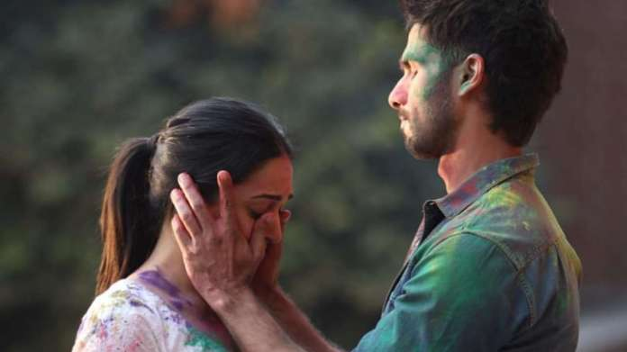'You understood our interpretation of angst of broken heart': Shahid Kapoor, Kiara celebrate one year of 'Kabir Singh'