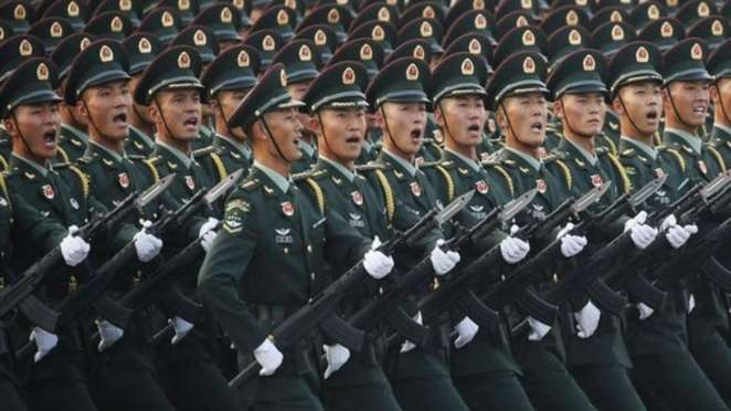 PLA: People's Liberation Army or 'party leaning accomplices'?