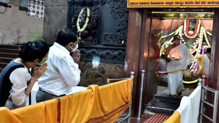 Karnataka religious places to open for devotees from Sunday
