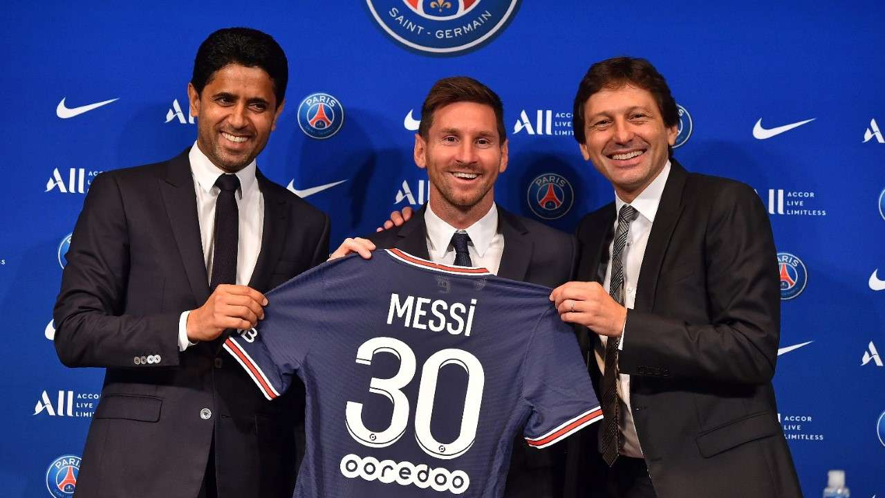Will Messi play tomorrow? Messi from barca to psg