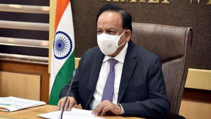938576 dr harsh vardhan