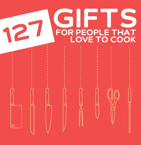 127 Best Gifts For People That Love To Cook DodoBurd
