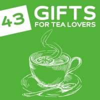 43 Unique and Useful Gifts for Tea Lovers | Dodo Burd