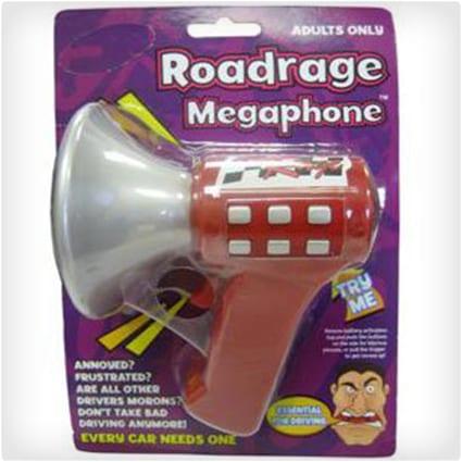 Road Rage Megaphone