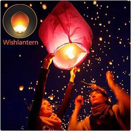 Wishlantern