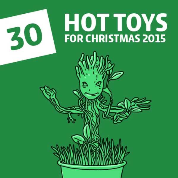 30 Hot Toys for Christmas 2015 Dodo Burd