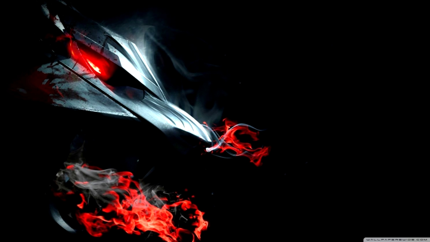 The Red Dragon Wallpaper