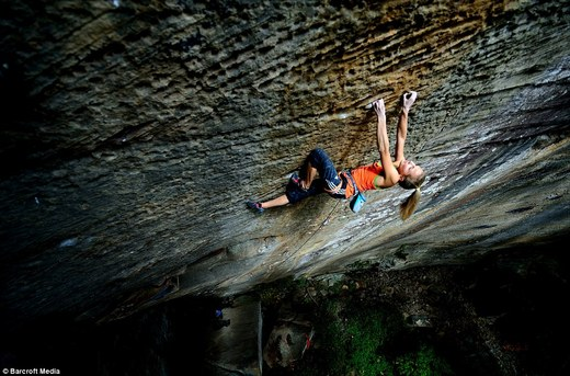 Angel Falls Wallpaper World S Best Female Rock Climber Is Just 20 Years