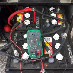 3 Way Switch Installation Diagram Whelen Lightbar How To Perform Open Voltage Testing On Your Rv Batteries