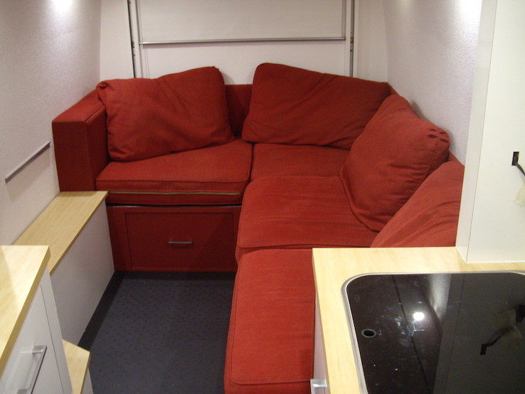 foam mattress topper for sofa bed gumtree leather northern ireland you'll want to copy this australian sprinter van conversion