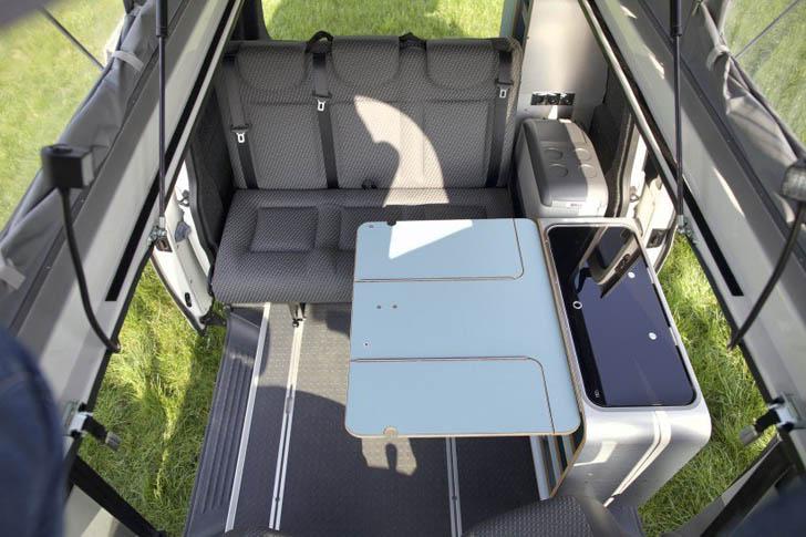 VW T6 Makes A Solid Platform For This TonkeBuilt Camper