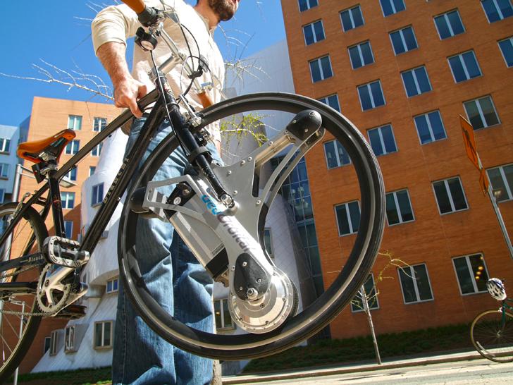 GeoOrbital Electic Wheels On Kickstarter