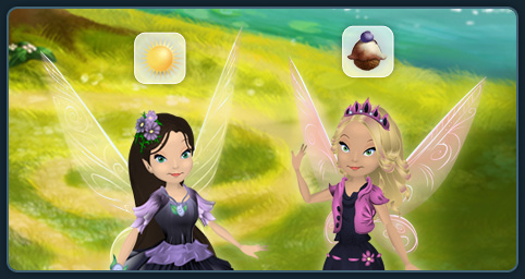 Fairies Using Chat