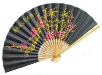 Beauty in the Dark - Wall Hanging Fan