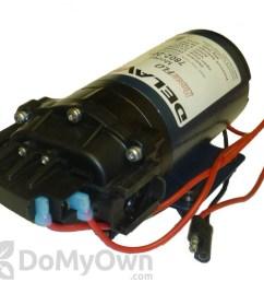 delavan 7802201 electric pump quick connect [ 1024 x 900 Pixel ]