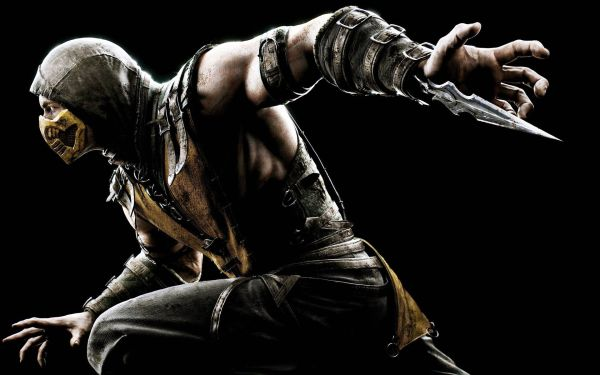 Mortal-Kombat-X-Scorpio-Wallpaper