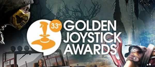 Golden Joystick odul listesi!