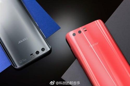 Huawei Honor 9'un Yeni Renkleri Sızdı