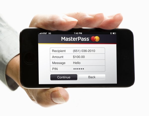 MasterPass on Mobile