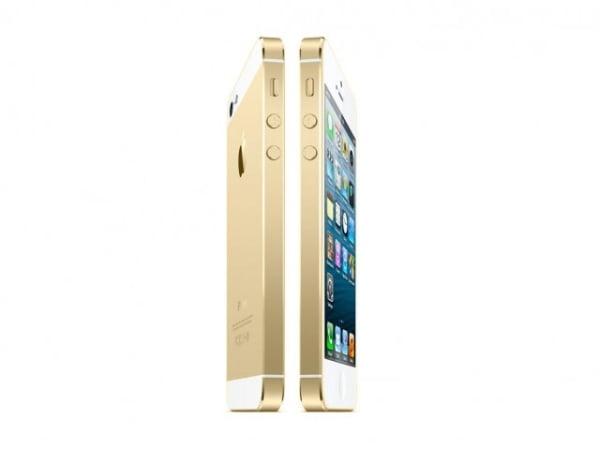 iphone  5s yeni şampanya rengi